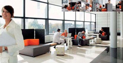 Mobilier de bureau nancy sdib aménagement d espaces de travail en